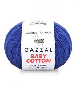 Gazzal Baby Cotton El Örgü İpi – 3421