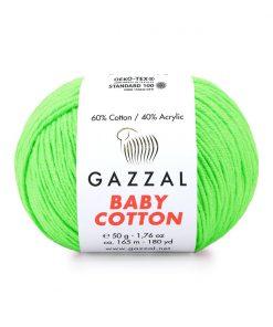 Gazzal Baby Cotton El Örgü İpi – 3427