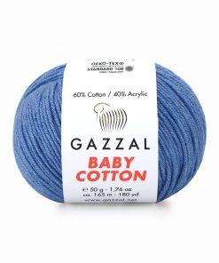 Gazzal Baby Cotton El Örgü İpi – 3431