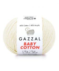 Gazzal Baby Cotton El Örgü İpi – 3437