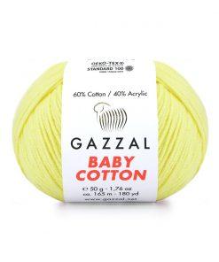 Gazzal Baby Cotton El Örgü İpi – 3413