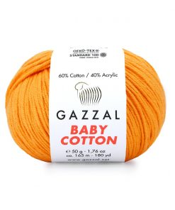 Gazzal Baby Cotton El Örgü İpi – 3416