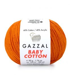Gazzal Baby Cotton El Örgü İpi – 3419