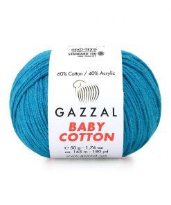 Gazzal Baby Cotton El Örgü İpi – 3428