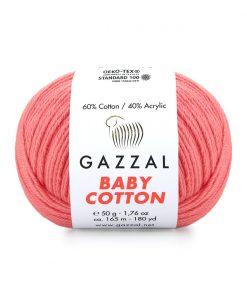 Gazzal Baby Cotton El Örgü İpi – 3435