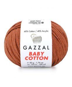 Gazzal Baby Cotton El Örgü İpi – 3454