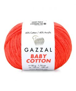 Gazzal Baby Cotton El Örgü İpi – 3459