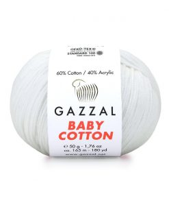 Gazzal Baby Cotton El Örgü İpi – 3410